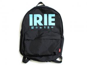 IRIE MULTI LOGO BACK PACK -IRIEby irielife-(black)