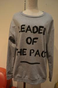 """LEADER OF THE PACK""SWEATER"