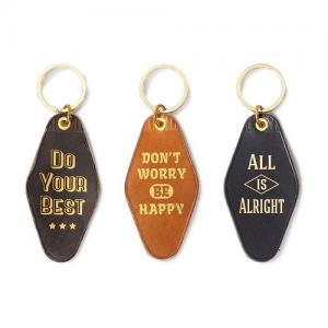 MOTEL KEYHOLDER(Brown・Do)